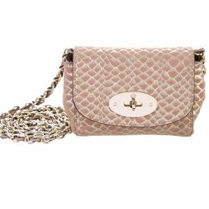 💯% Authentic MULBERRY LILY SHOULDER BAG